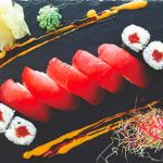 Menü 11 - Thunfisch Nigiri
